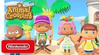 Animal Crossing- New Horizons - Nintendo Direct 9.4.2019 - Nintendo Switch