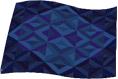 Blue flooring CF