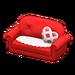 NH-Furniture-Cute sofa (red)