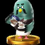 Trofeo de Fígaro (SSB4 Wii U)