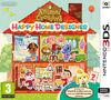 Caratula europea de Animal Crossing Happy Home Designer