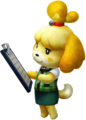 MH4U-Palico Equipment Isabelle.png