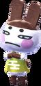 Genji - Animal Crossing New Leaf