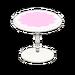 NH-Furniture-Cute tea table (white)