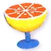 Grapefruit Table