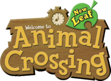 Animal Crossing New Leaf (Logo)