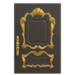 NH-House Customization-black fancy door (square)