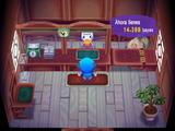 Interior de la oficina de correos
