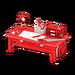 NH-Furniture-Cute DIY table (red)