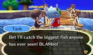 Tank Fishing