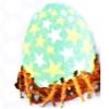 Lámpara huevo
