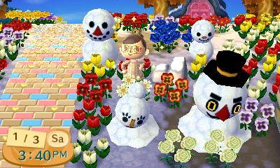 Snowman | Animal Crossing Wiki | FANDOM powered by Wikia