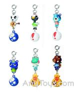 Animal Crossing Key Charms