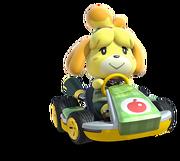 Canela (Mario Kart 8)