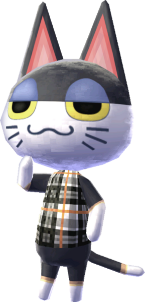 Cat Animal Crossing Wiki Fandom