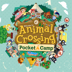 Animal Crossing Pocket Camp (Artwork)