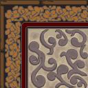 Flooring opulent rug