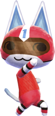 -Kid Cat - Animal Crossing New Leaf