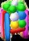 Balloon closet