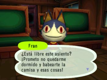 Fran Bienvenida