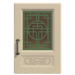 NH-House Customization-white imperial door (square)