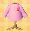 No. 4 shirt