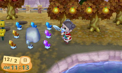 Astonishing Ore Animal Crossing Wiki Fandom Powered By Wikia Alphanode Cool Chair Designs And Ideas Alphanodeonline