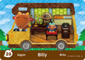 W Amiibo 20 Billy