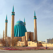 Main Mosque in Pavlodar-1-