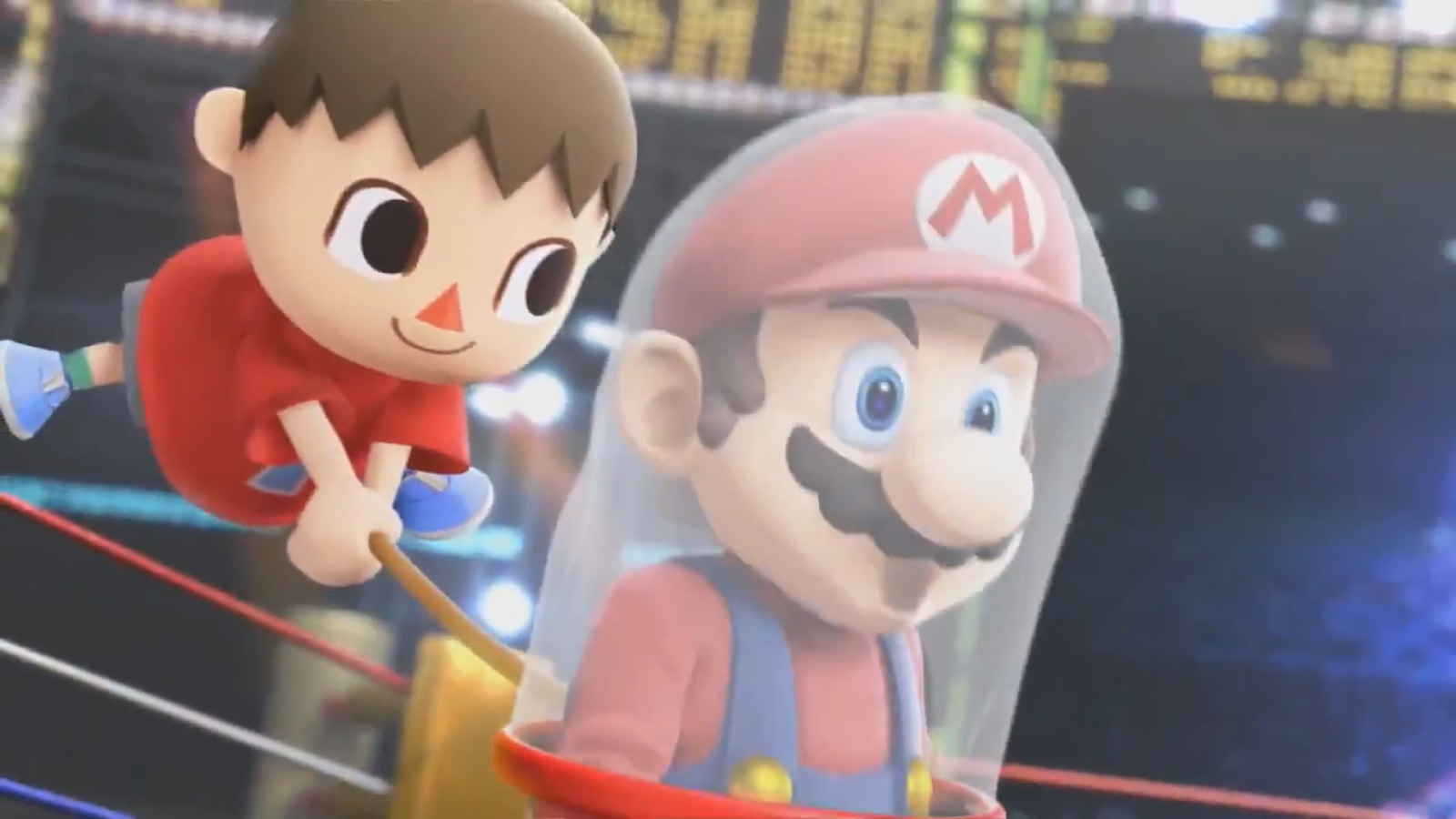 image villager catches mario png animal crossing wiki fandom