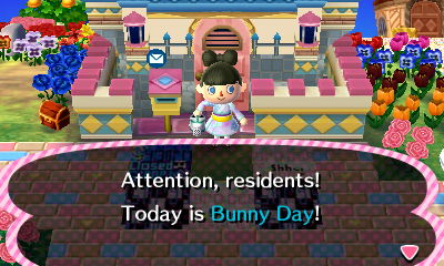 a1705b7d940c Bunny Day. City Folk  New Leaf