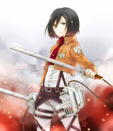 Mikasa-SNK