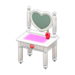 NH-Furniture-Cute vanity (white)