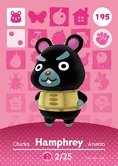 Amiibo 195 Hamphrey