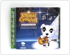 Animal crossing CD