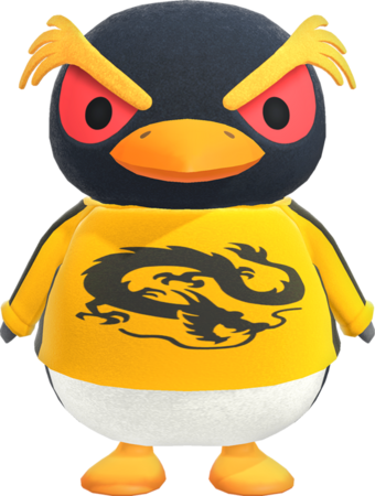 Penguin Animal Crossing Wiki Fandom