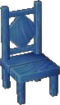 Blue chair NL