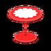 NH-Furniture-Cute tea table (red)