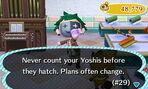 Yoshi Egg Fortune