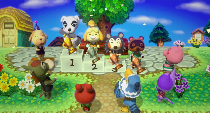 animal crossing pocket camp guidelines