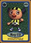 Boy BAA