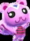 Peanut - Animal Crossing New Leaf