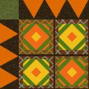 Flooring Persian rug