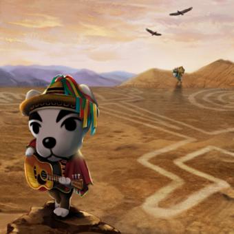 K.K. Condor | Animal Crossing Wiki | Fandom