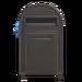 NH-House Customization-black large mailbox