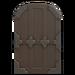 NH-House Customization-black zen door (round)