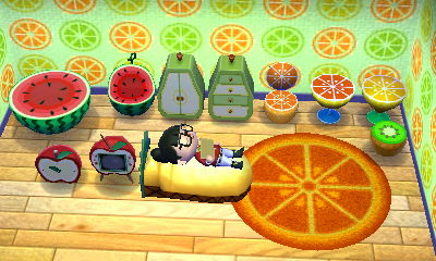 Elegant The Juicy Apple Set, Formerly Known As The Apple Set, Is A Fruit Inspired  Furniture Collection In The Animal Crossing Series. It Consists Of Two  Furniture ...