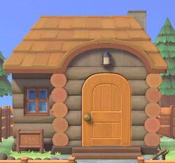 Sly house acnh