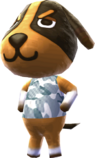 Butch - Animal Crossing New Leaf