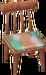 Wave alpine chair